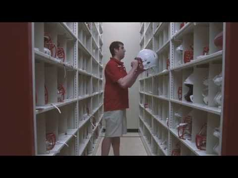 Sports Equipment Storage At University Of Wisconsin/Badgers By Montel Inc.