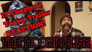 IT Chapter 2 Teaser Trailer Reaction