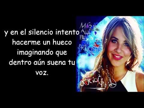 Lucía Gil - Yo quisiera (letra)