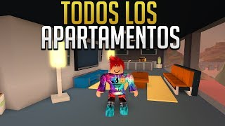 BUY ALL APARTMENTS - Jailbreak (Beta) - ROBLOX