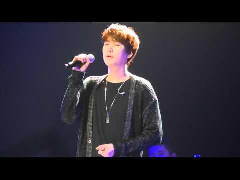 151226 Super Junior(圭賢) Solo 唱普通話歌(她說) In Super Junior(K.R.Y.) Asia Tour演唱會