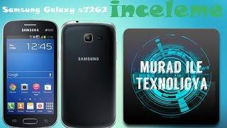 Samsung Galaxy s7262 incelemesi