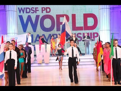 WDSF PD WORLD CHAMPIONSHIP LATIN 2016