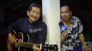 Indra Birowo Main Tebak Lagu Bersama Idrus Mardani Di Lokasi Syuting| Selebrita Pagi