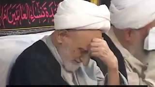 مترجم    مجلس عزاء السيدة فاطمة الزهراء عليها السلام     المرجع الكبير الشيخ محمد تقي بهجت