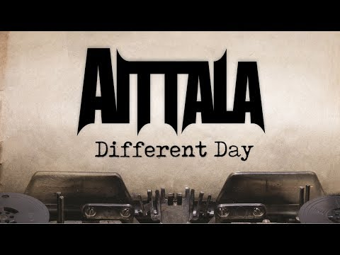 AITTALA 'Different Day' (Clean) Lyric Video