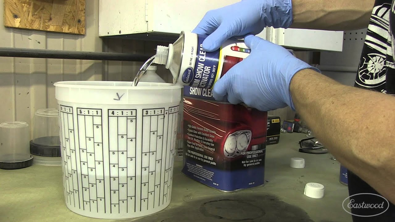 How To Mix Car Paint A Quick Paint Mixing Tip With Kevin Tetz