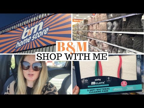 B&M COME SHOP WITH ME AUTUMN 2019 & B&M HAUL 2019!