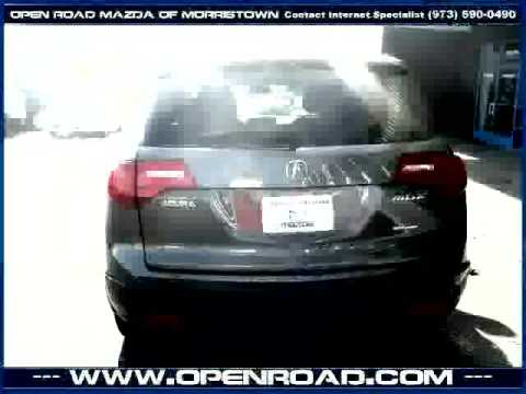 Used Acura MDX 2007 Located In At Open Road Mazda Of Morristown