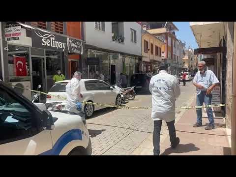 Ödemiş'te silahlı saldırılar Üç kişi yaralandı