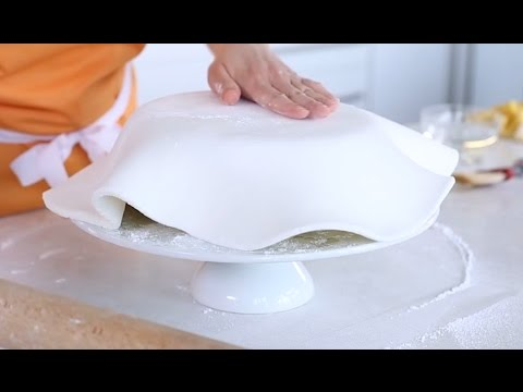 How To Ice A Cake Bbc Good Food