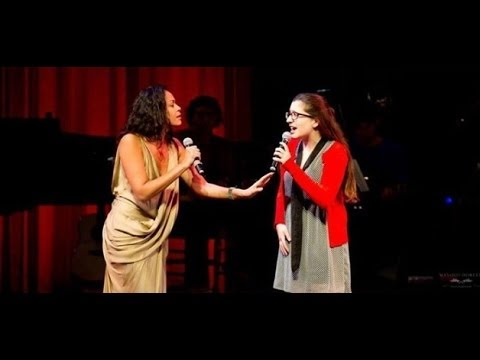 Karen Olivo and Diana Valcarcel Don't Rain On My Parade