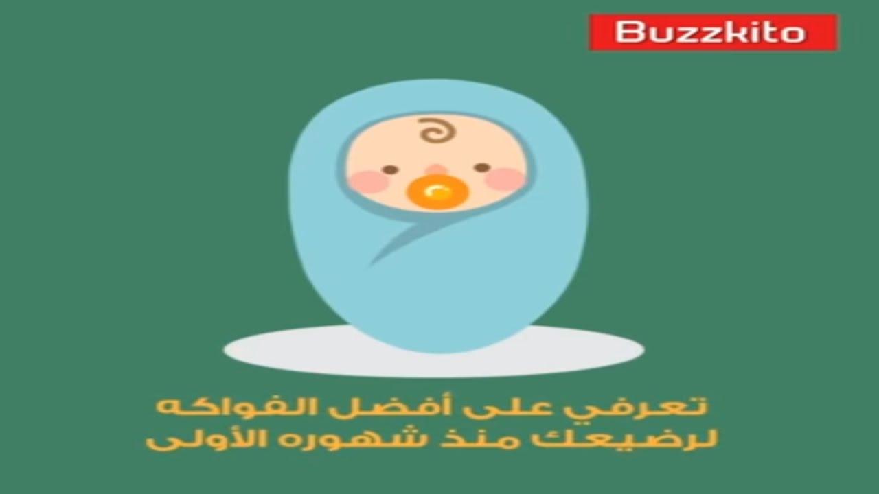 اكتشفي الفواكه المفيدة لرضيعك | Important fruits for your baby