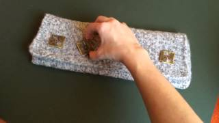 DIY Fashion and Accessories: How to Make a Clutch Thumbnail