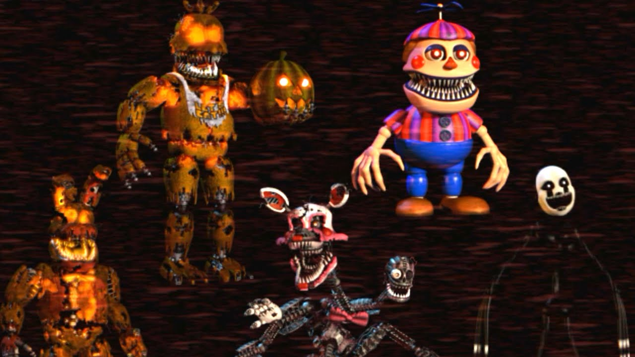 Five Nights at Freddy's 4 Edition QUIZ - YouTube