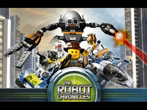 LEGO The Robot Chronicles Walkthrough Completo #1
