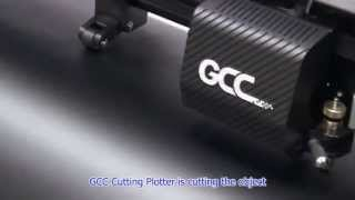 GCC Cutting Plotter - Weeding Tool on Mac