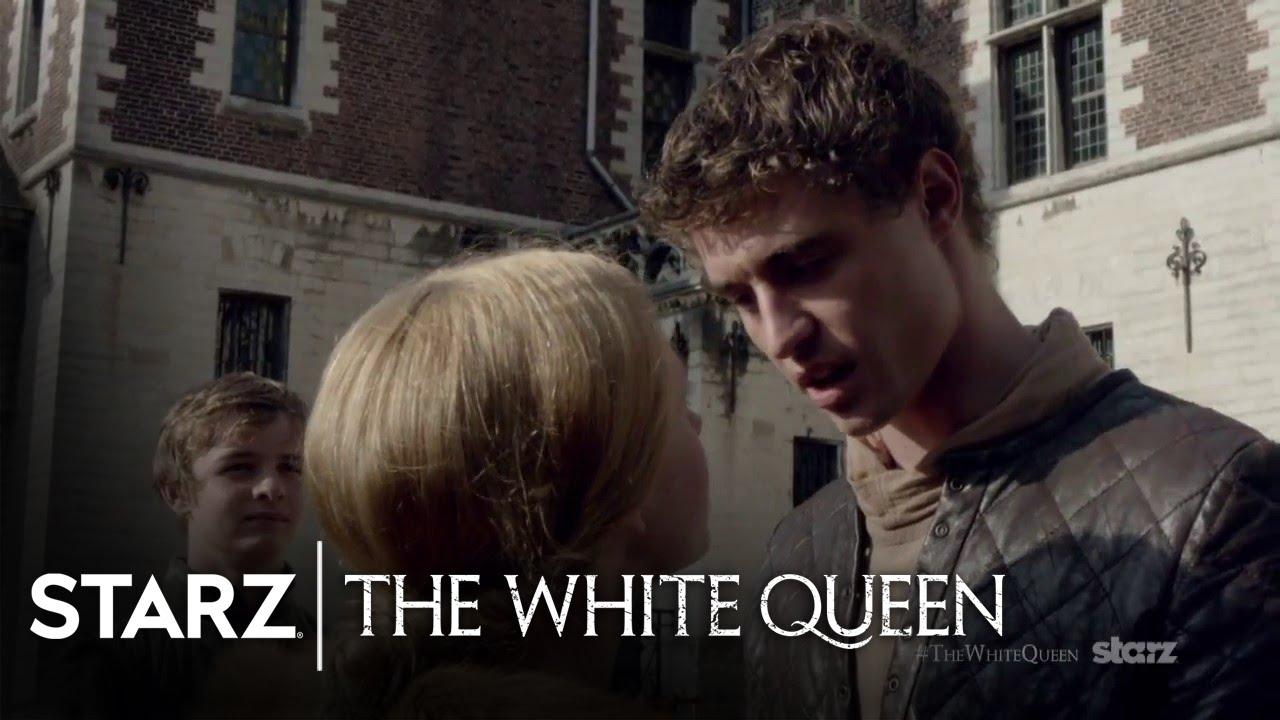 Download The White Queen |  King Edward IV | STARZ