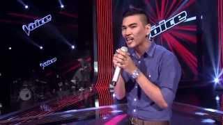Repeat youtube video สงกรานต์ รังสรรค์ - เจ้าตาก - Full Blind Audition - The Voice Thailand 2013