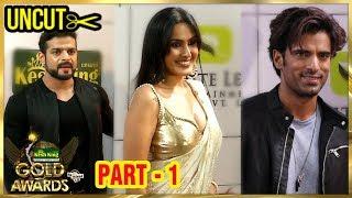 Karan Patel, Kamya Punjabi, Mohit Malik   Zee Gold Awards 2018 FULL EVENT   Uncut Part 1