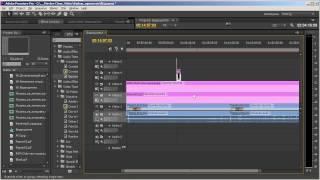 Монтаж видеоцитаты, Видеоурок № 6, Adobe Premiere Pro CS6, 28.02.2014