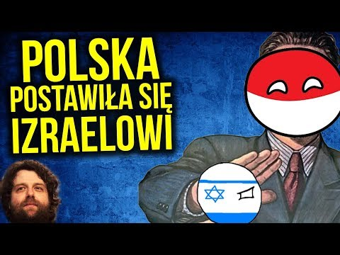 Rząd Polski / PIS Postawił się Izraelowi - Komentator