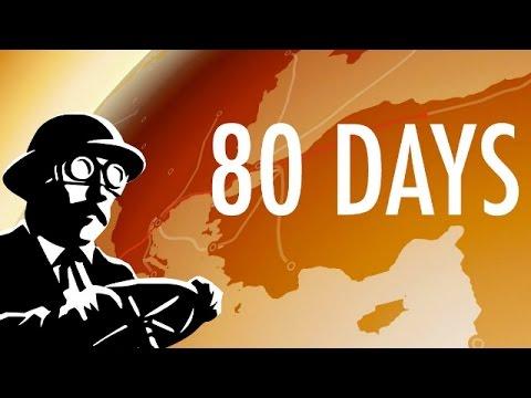 80 Days - Вокруг света за 80 дней на Android(Обзор/Review)