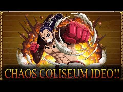V2 BOA vs COLISEUM IDEO (One Piece Treasure Cruise Global)