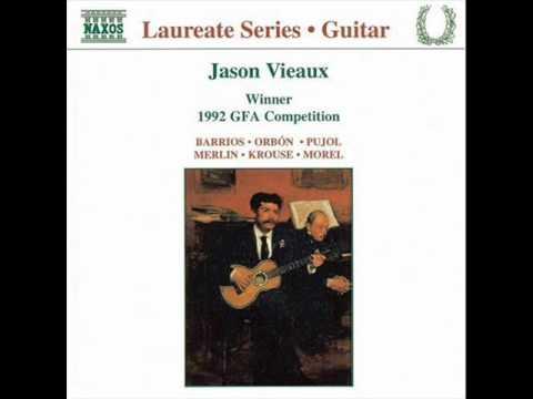 Jason Vieaux - Danza in E minor