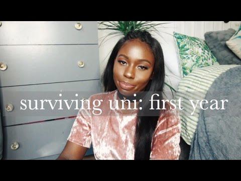 Surviving First Year Uni : MAKING FRIENDS, BOYS & BREAKDOWNS!