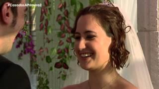 Gloria y Salvador se dan el 'Sí quiero' - Casados a primera vista
