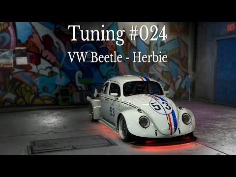 Need For Speed Payback - Tuning #024 VW Beetle Herbie