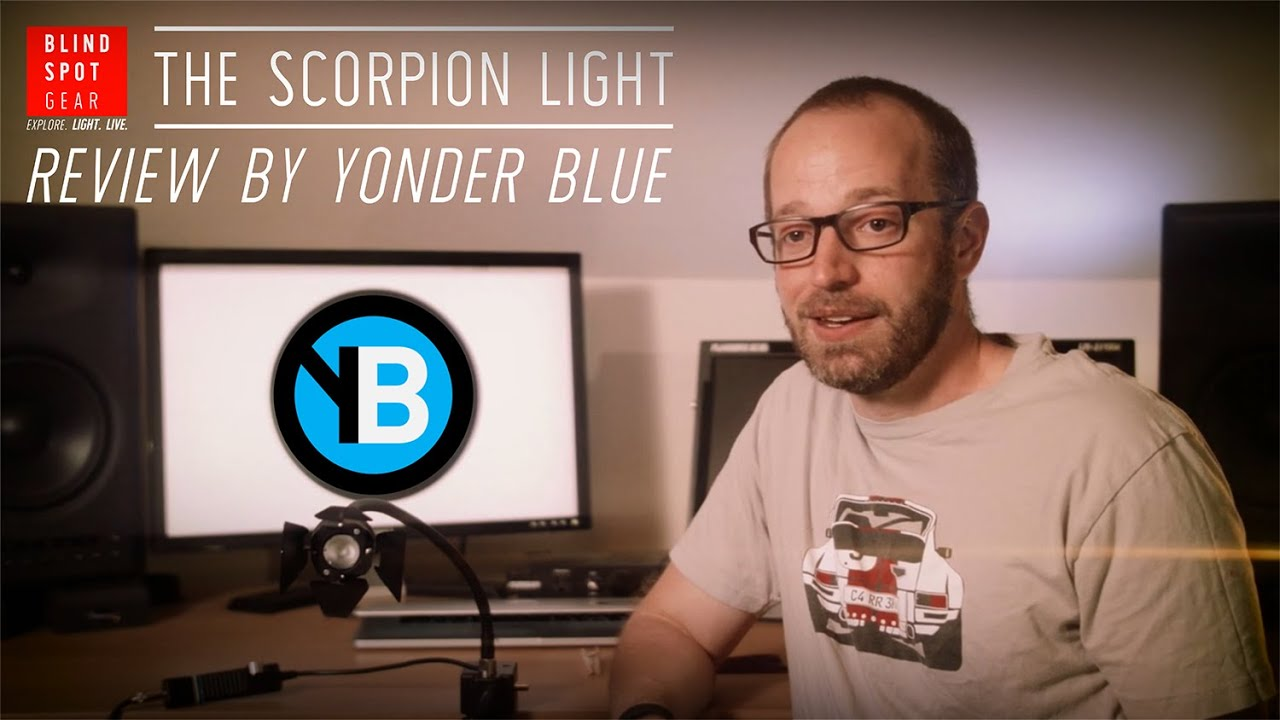 The Scorpion Light - Review By Yonder Blue