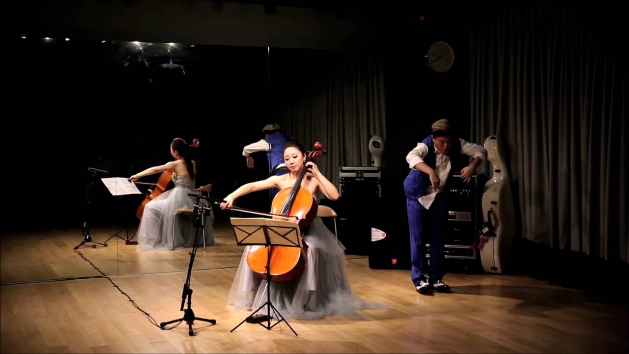 Serendipity J.S. Bach Cello Suite No. 2 in D minor, BWV 1008 Sarabande