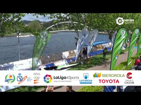 📺 XVII Liga Nacional Ríos y Maratón | II Copa de España Maratón: Sábado Mañana