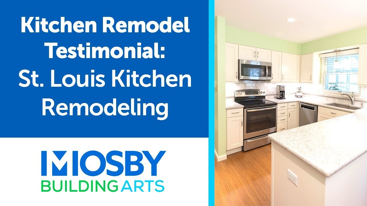 Exceptionnel Kitchen Remodel Testimonial: St. Louis Kitchen Remodeling