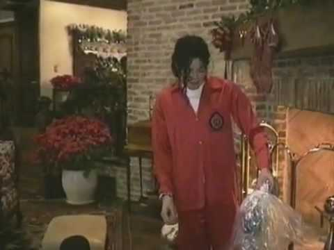 Michael Jackson - Private Home Movies HQ (Part 2 of 10) Mich