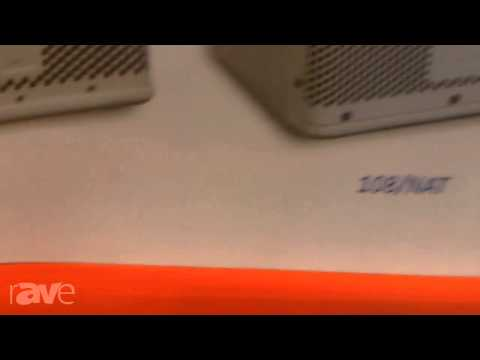 InfoComm 2013: One Systems Talks About its Direct Weather Loudspeakers