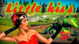 War Thunder #9 (Приколы, фейлы, баги) Little kiss
