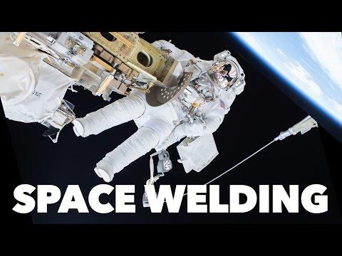 Welding in Space