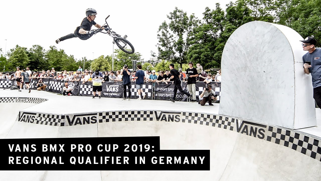 VANS BMX Pro Cup 2019: Regional Qualifier in Germany