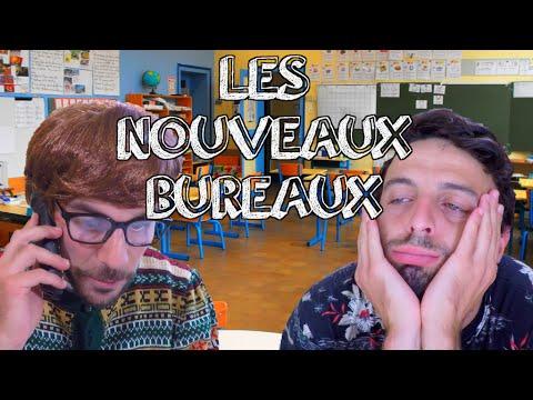 Raph&max  Les Nouveaux Bureaux  Youtube