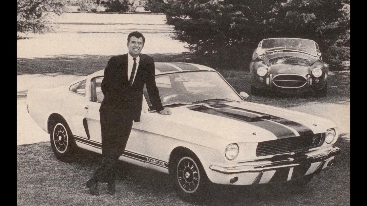 Beyond the bibs the carroll shelby movie trailer