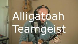 Teamgeist [Alligatoah] - Cover mit Ukulele