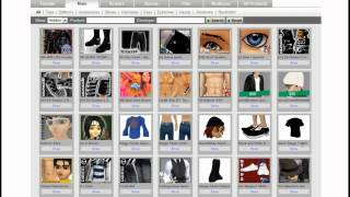 Imvu how to see hide item