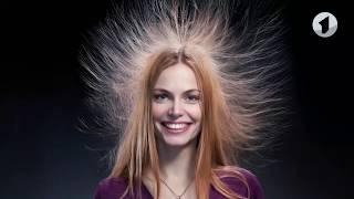 видео Что сделать чтобы волосы не магнитились