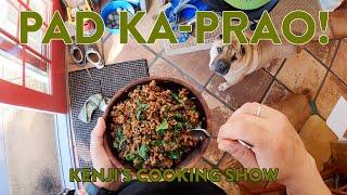 Thai Basil Pork (Pad Ka-Prao Moo) | Kenji's Cooking Show