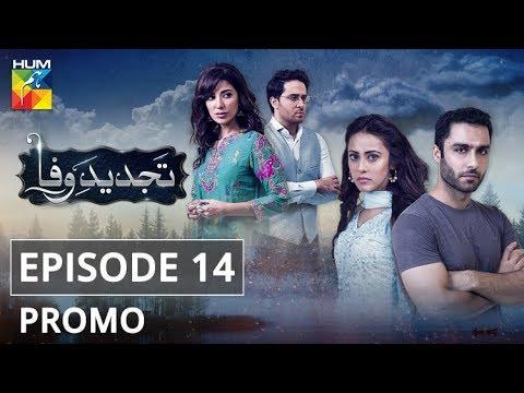 Tajdeed e Wafa Episode #14 Promo HUM TV Drama