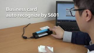 Plustek MobileOffice S601 A6-size Sheetfed Card scanner-Simply Easy! screenshot 5