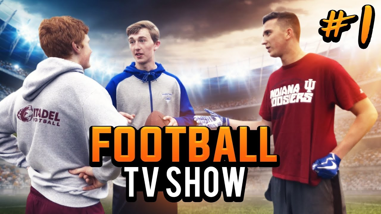 FOOTBALL GAME VS TOP HIGH-SCHOOL FOOTBALL TEAM!